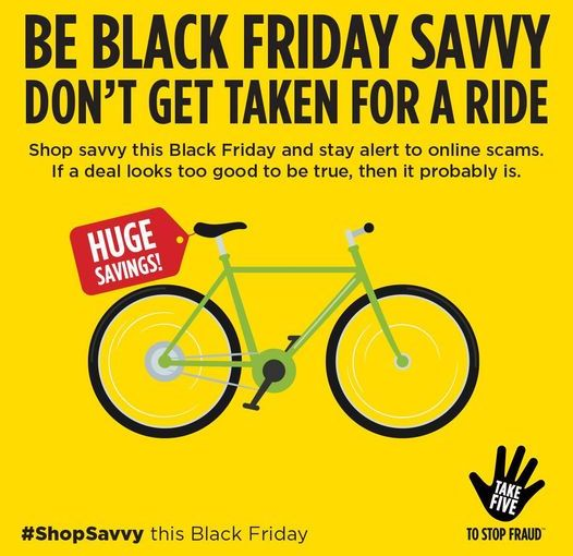 Be black Friday savvy