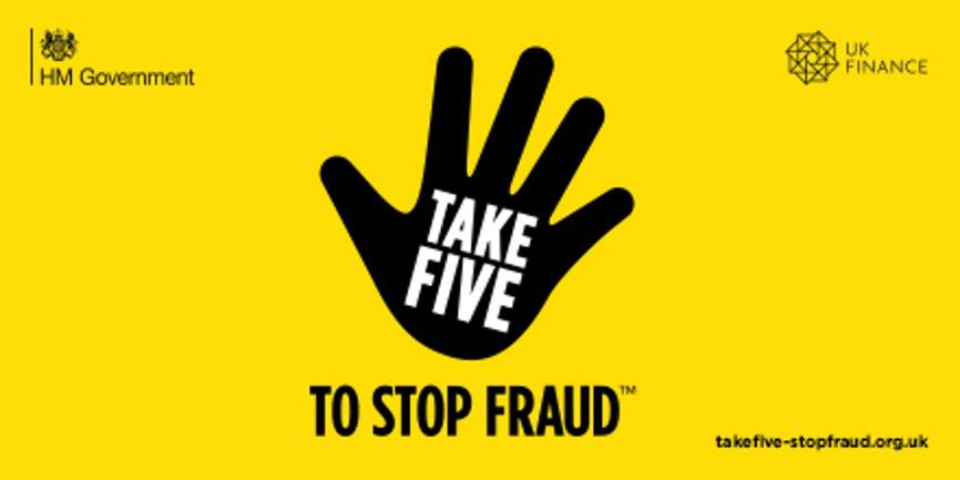 Take five – stop fraud