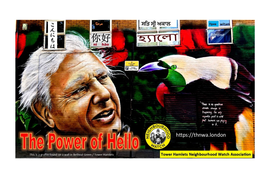 The Power ofHello